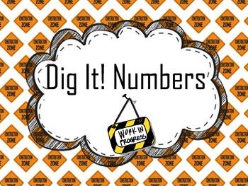 Number Dig It