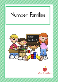 Number Families 1- 20