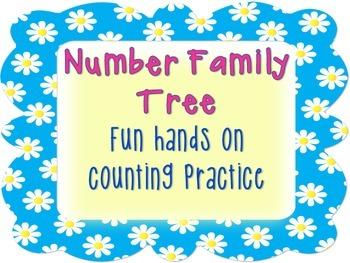 Number Family Tree Kit
