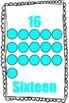 Number Flash Cards (1-20)