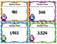 Number Form Task Cards [expanded form, word form, and stan