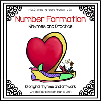 Number Formation: Rhymes and Practice