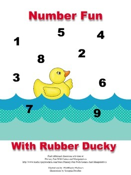 Number Fun with Rubber Ducky