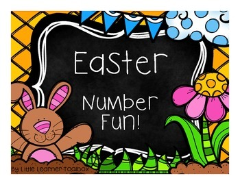 Easter Number Game 1-10