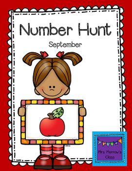 Number Hunt September