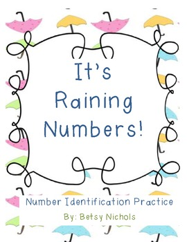 Number Identification Game- MClass Practice