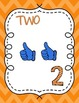 Number Identification Poster 1-10