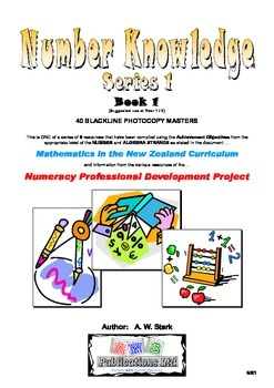 Number Knowledge - Book 1