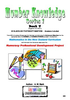Number Knowledge - Book 7