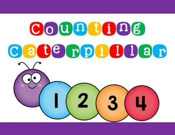 Number Line (Counting Caterpillar)