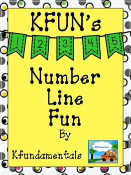 Number Line FUN:  Common Core Number Order to 100