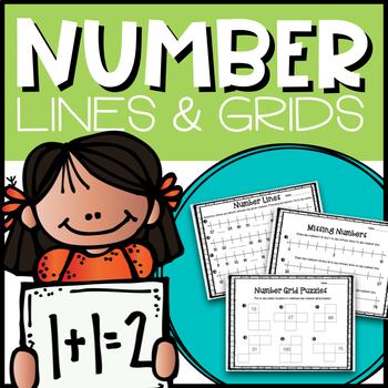 Number Line & Hundred Chart Puzzles
