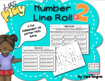 Number Line - Addition 2