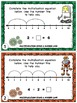 Number Line Task Cards