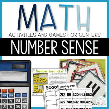 Number Line and Hundred Chart Activities