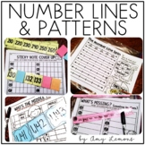 Number Lines and Patterns