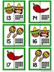 Number Matching Puzzles with Ten Frames - Cinco de Mayo {N