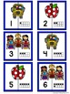 Number Matching Puzzles with Ten Frames - School Fun {Numb