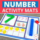 Number Sense: Multi-Sensory Number Activity Mats 1-20