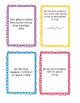 Number Names Task Cards