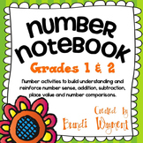 Number Notebook - Grades 1 & 2