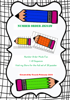Number Order - Sequencing