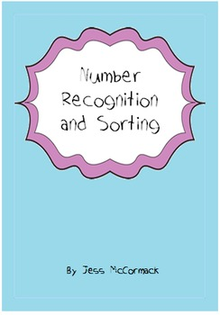 Number Ordering and Recognition 1 - 10