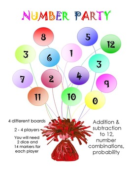 Number Party