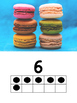 Number Photo Posters 1-20 Counting Math Primary Wall Art