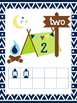 Number Posters 1-10: Camping Theme