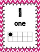 Number Posters 1-20: Using Ten Frames