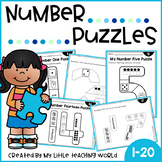 50% off for 48 hours Number Puzzles 1-20