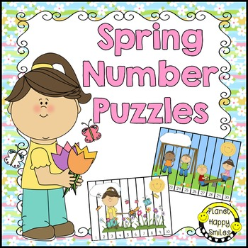 Number Puzzles ~ Spring