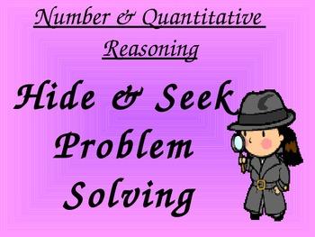 Number & Quantitative Reasoning 6.2c, 6.11a, 6.13a