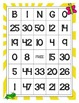 Number Recognition Bingo 1-50