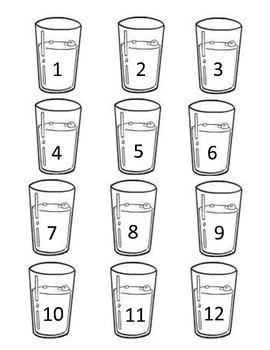 Number Recognition Math Center