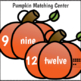 Number Recognition Worksheets and Centers - Fall Theme