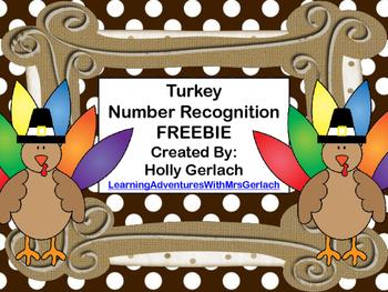 Number Representations: Turkey Edition!