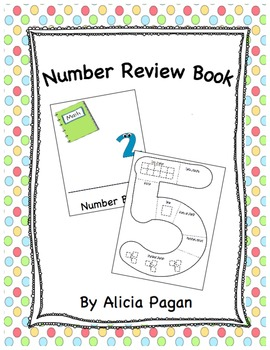 Number Review Book