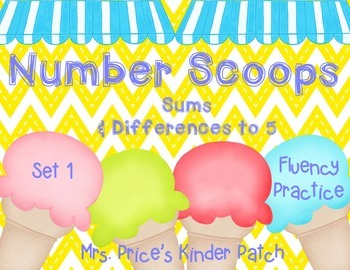 Number Scoops