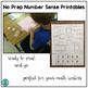 No Prep Number Sense Activity Pages