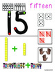 Number Sense Anchor Charts for Little Learners! (11 - 20)