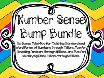 Number Sense Bump Bundle