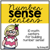 Number Sense Centers