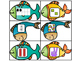 Number Sense Game- Fishing Theme