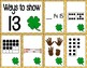Number Sense Game for March (11 to 20)