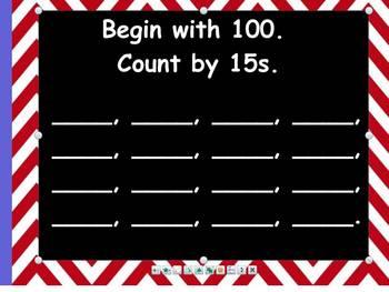 Number Sense Math Wall