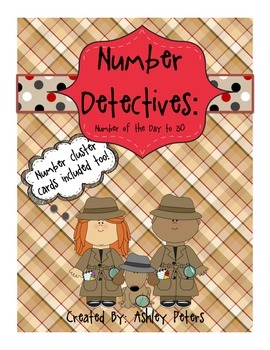 """Number Sense: Number Detectives - A Daily """"Number Workout"""""""