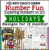 Number Sense: Number Fun Through the Year