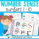 Number Sense 1 - 10